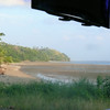"On the way to Waidroka (""fresh water"") Resort, on the other side of Fiji."
