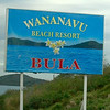 BULA !!!  Welcome to Paradise!  Wananavu is located on the Norther tip of Liti Levu, the main island in Fiji.
