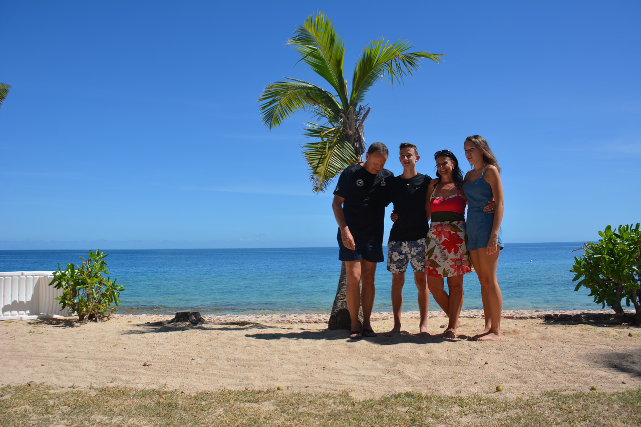 Murray Ben Luise Nicole Fiji April 2016