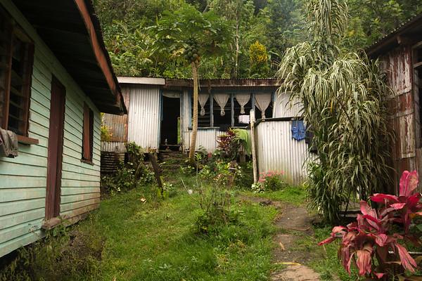Village dwellings