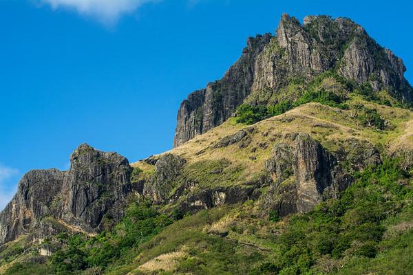 Yasawa Cliffs