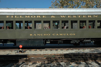 Fillmore and Western train car