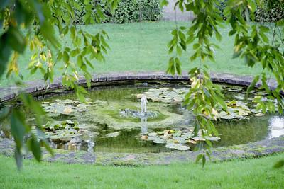 Fast-speed pond