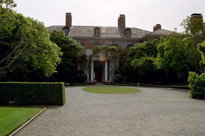 Main house front. Did you ever watch the show Dyntasty?