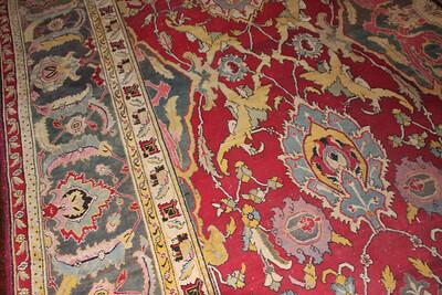 Library carpet detail