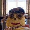 Daisy-eyed doll
