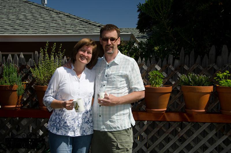 Kristin and Andrew
