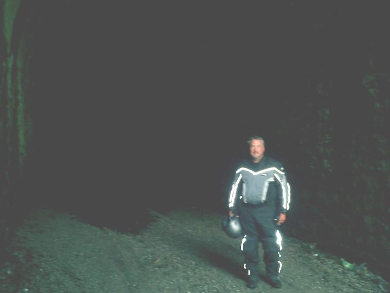 Bobby in Nemo Tunnel