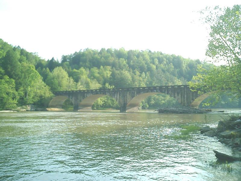 Cumberland Falls Bridge