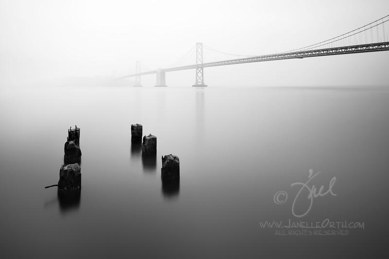Smokey Bay Bridge. ©2021. Janelle Orth