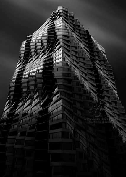 SF MIRA Building  ©2021. Janelle Orth