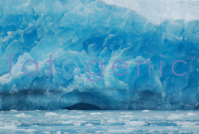 Blackstone Glacier, Prince William Sound, Alaska