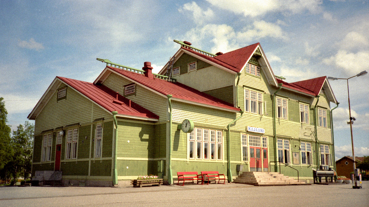Station Kajaani