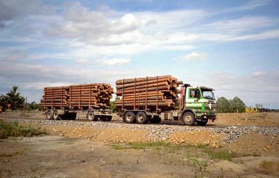 Scania 22 meter