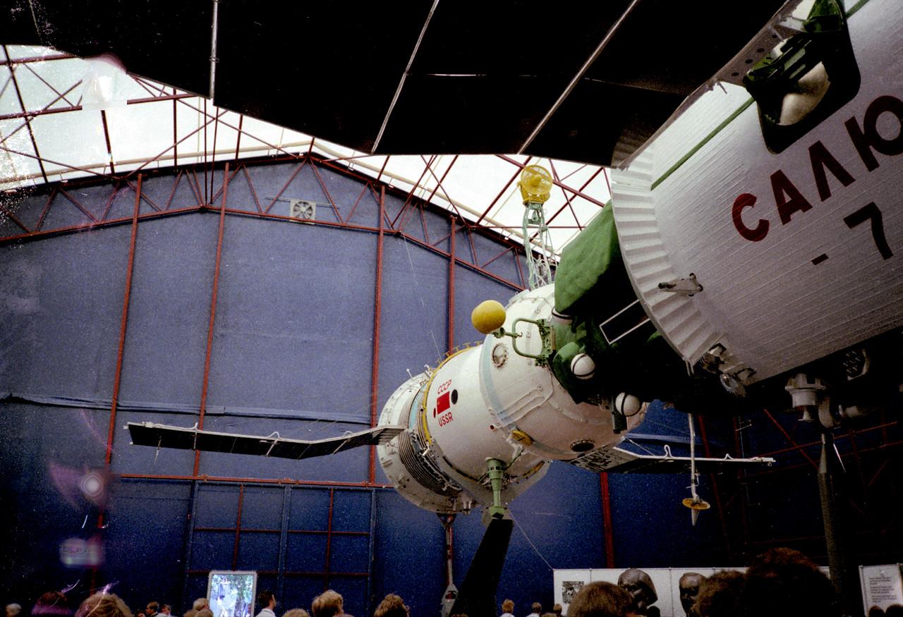 Ruimtevaarttentoonstelling Space 2000