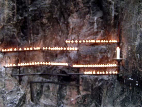 CandlesChurchOfRock