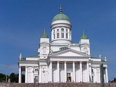 Scenes Around Helsinki