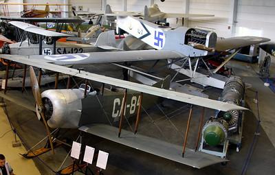 Finnish aviation museum.
