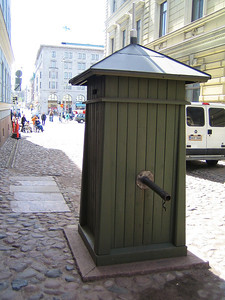 Helsinki - May 2005