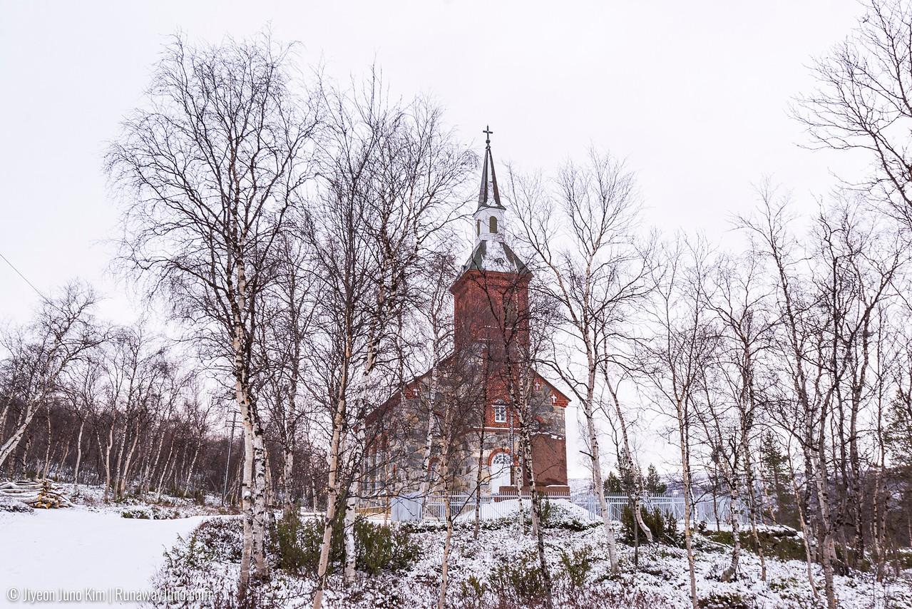 utsjoki church