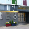 Hotel B8, Hanko (entrance)