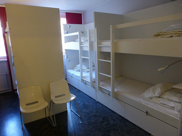 Dream Hostel, Tampere (dorm room)