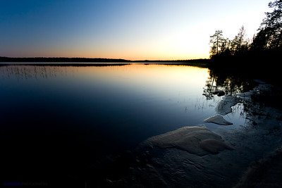Finnish evening