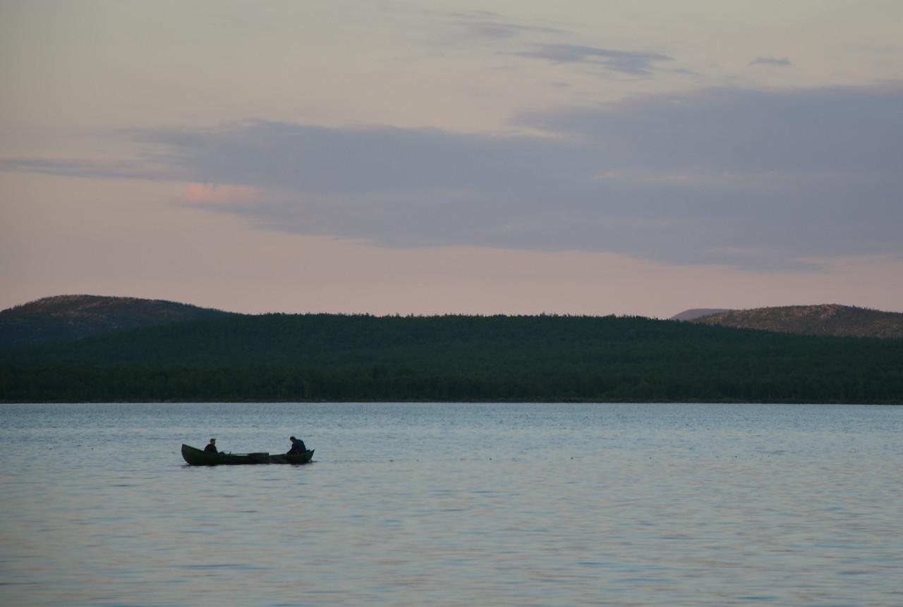 2:00 AM fishing