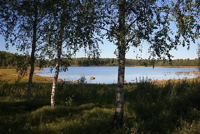 Sesköra eiland, Zweden.