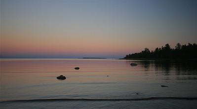 Botnische Golf, Sesköra, Zweden.