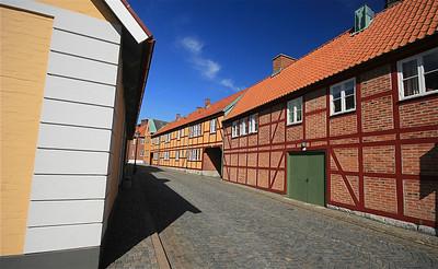 Ystad, Skåne, Zweden.