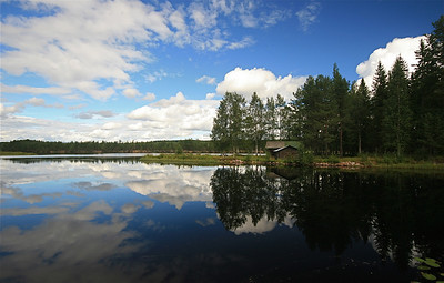 Kårböle, Zweden.