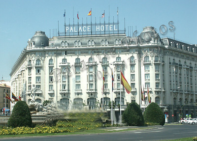 Madrid Palace Hotel crp