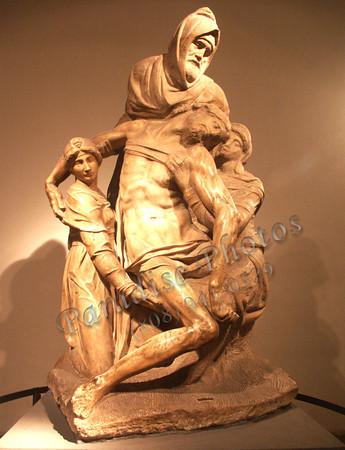 Croce museum Statue