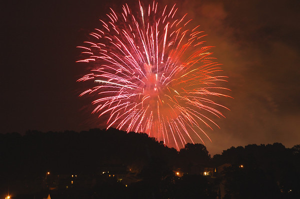 Fireworks - 7-5-08