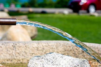 Fountain.