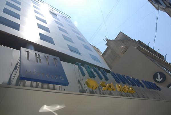 My  Hotel Sol Melia in  Buenos Aires