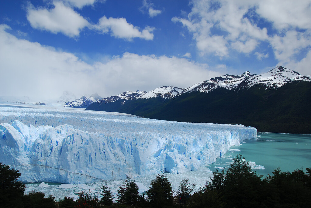1 of 3 Right side of Glacier