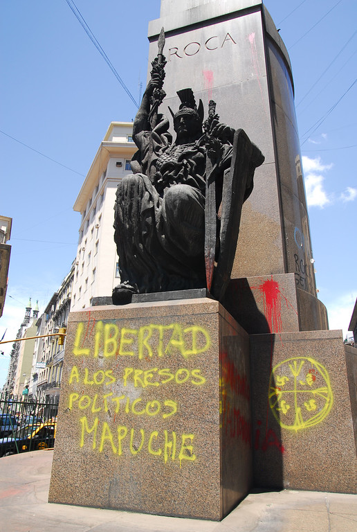 Politics and Statues in BA