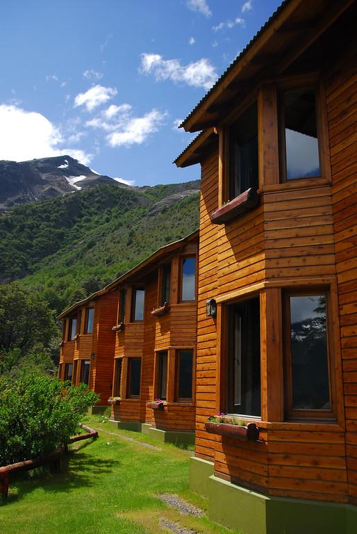 New buildings at Los Nostros Hotel