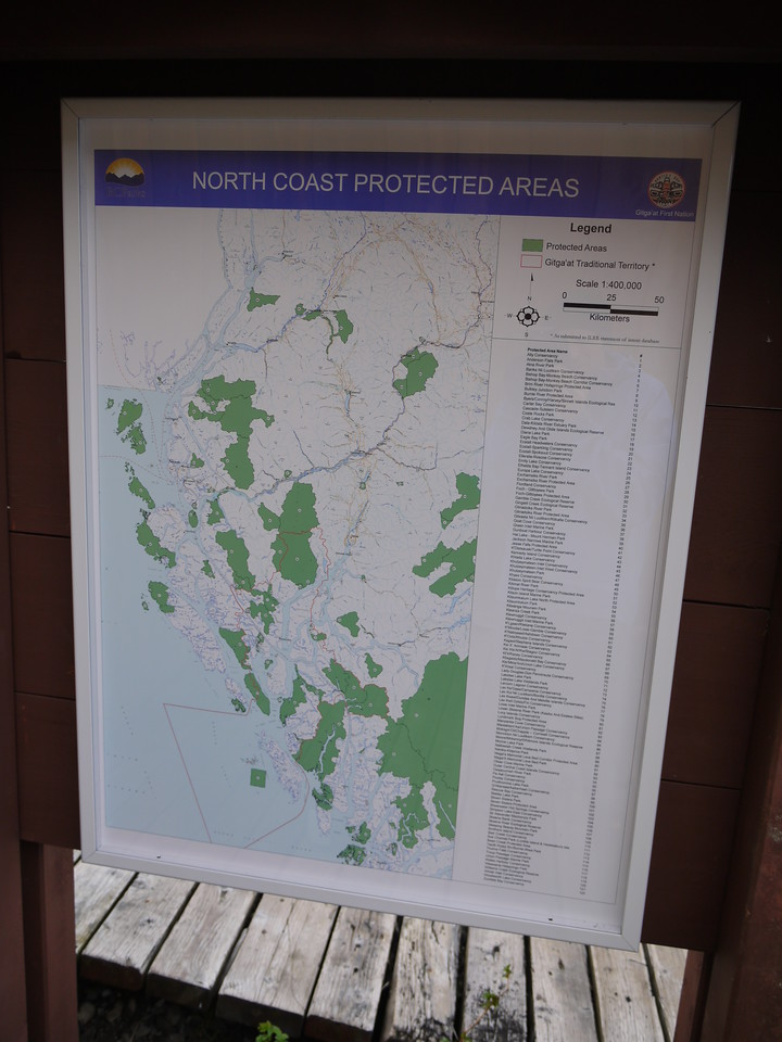 Some of the fruits of the North Coast Land Use Plan.