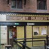 The Grimsby Rubber Company, one of the businesses on the dockside.
