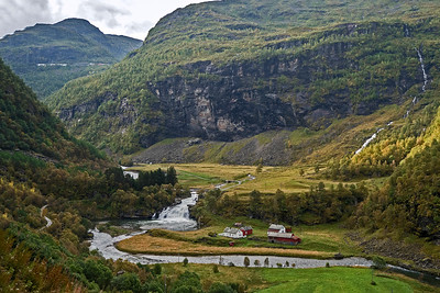 Flam River Valley