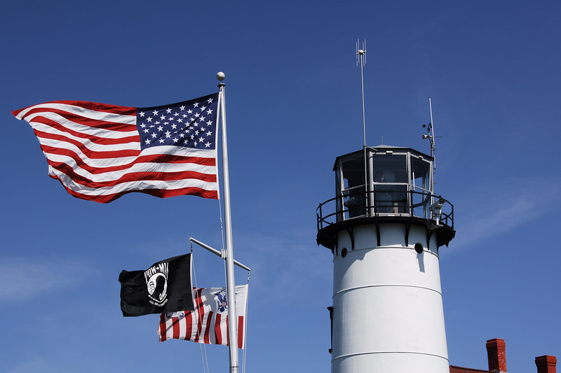 Chatham Light Flags