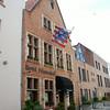 The Hotel Prinsenhof in Bruges