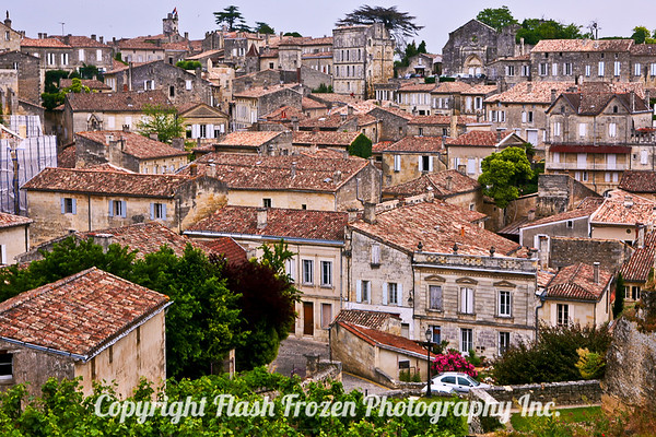 St. Emilion France - Wine caves and Chateaux's