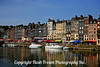 Honfleur France<br /> Finished Metallic Emulsion on Canvas