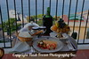 Lunch in Sorrento, Italy<br /> Grand Hotel Excelsior Vittoria<br /> 2005