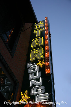 Star Lounge Main Street, Ventura, California 2007