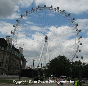 London Eye, London, England 2006
